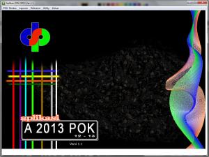 Aplikasi POK 2013